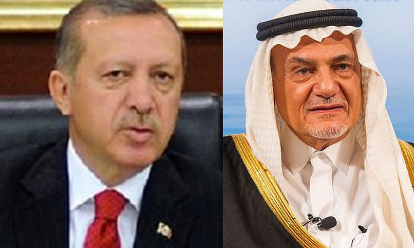 King Salman and Erdogan in phone call for ending Khashoggi crisis