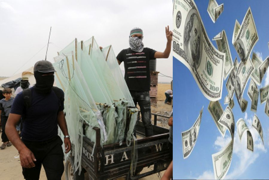 "Egyptian Gaza truce draft offering Hamas ""Calm for Cash"" is unacceptable to Israel"