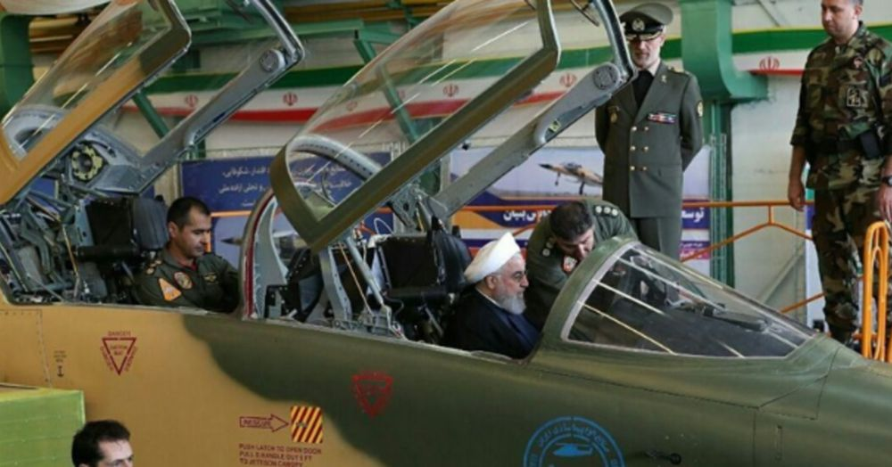 Iran on the mark for military reprisals to US sanctions. Israel conducts air, special ops drills
