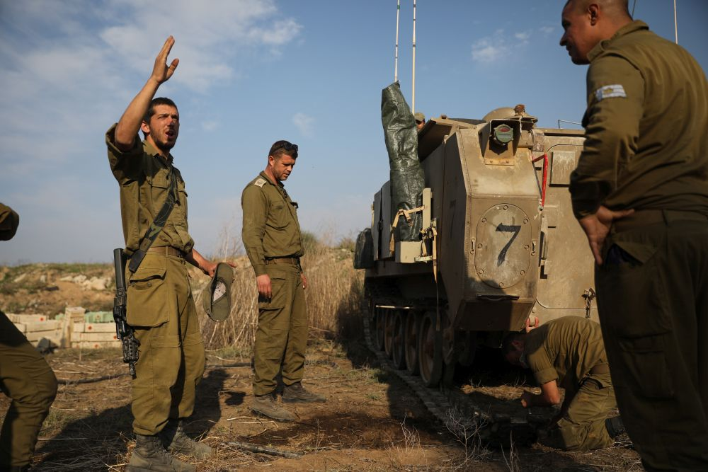 Can Gaza ceasefire free Israeli Air Force to tackle Hizballah missile upgrade plants?