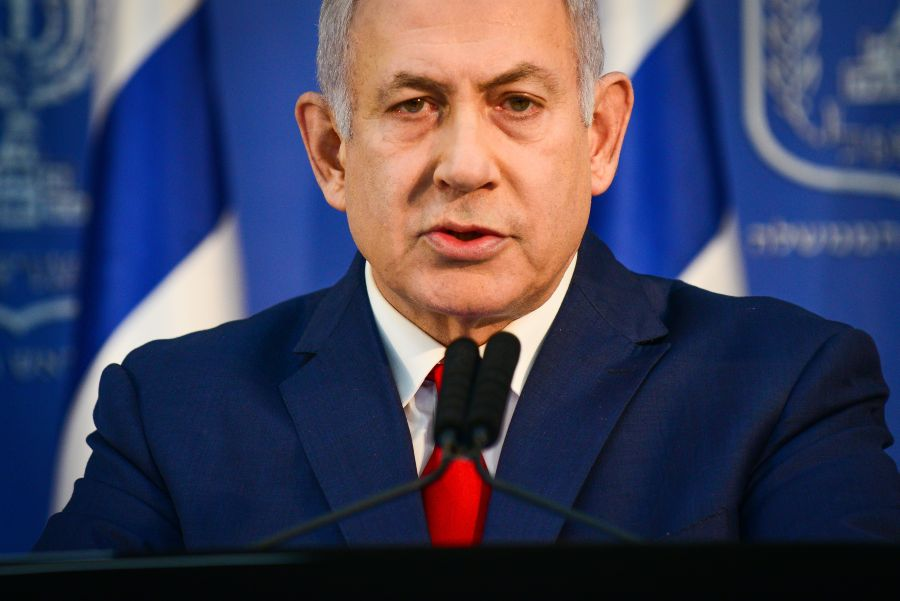 "Netanyahu takes over defense, nixes election, cites coming security step ""with sacrifices"""