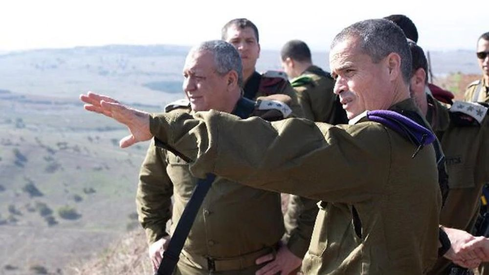 Iran/Hizballah build new militias in Syria against northern Israel. What is Eisenkot missing?