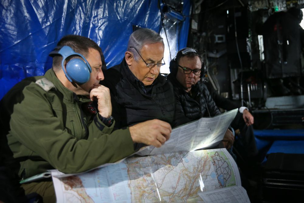 "Netanyahu pumps up IDF tunnel operation for undermining Hizballah in Beirut. ""We may have to operate in Lebanon"""
