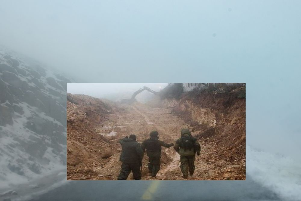 IDF uncovers 2nd tunnel. Hizballah sends spies to steal a look, challenges Israel to cross the border