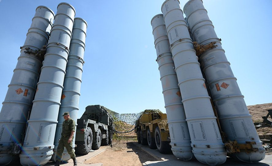 Russia gives Iranian/Hizballah forces in E. Syria first S-300 missile shield