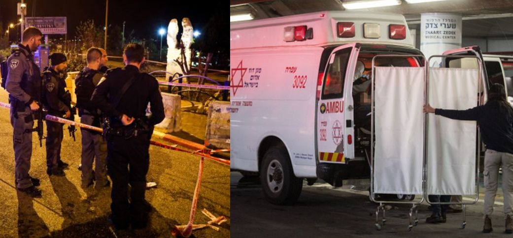 Condition worsens of mother and child injured in Ofra junction terror attack