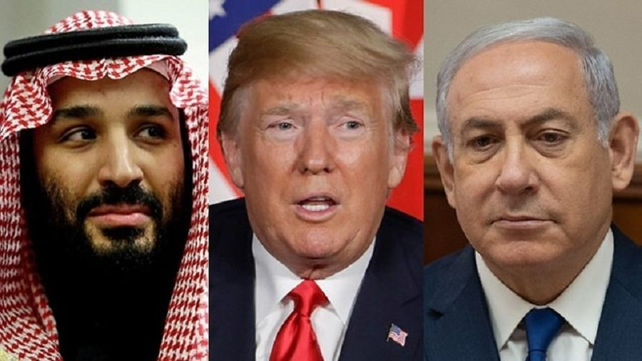 Saudi ties with Israeli intelligence, tech industry are targeted at weak moments for  Trump, Crown Prince and PM