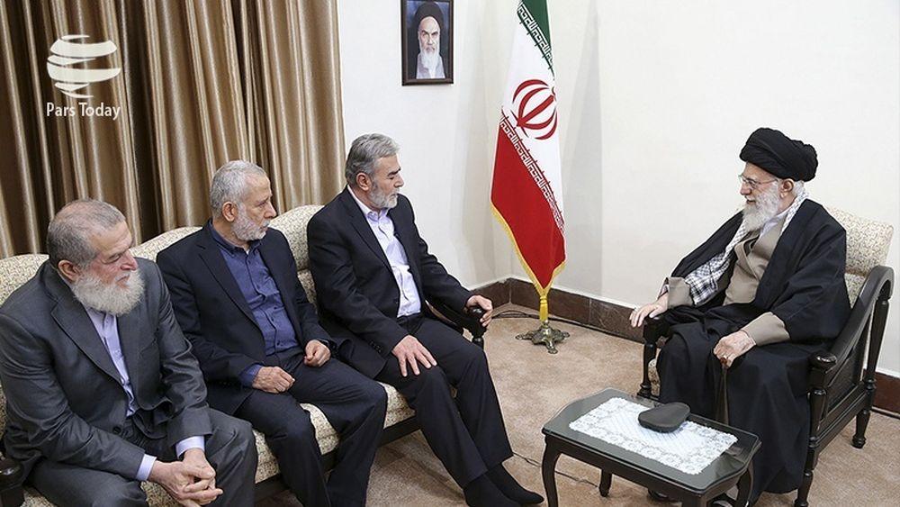 Iran and Palestinian Jihad decide to add Iraqi Shiite militias and Hizballah to the combined Gaza terrorist command