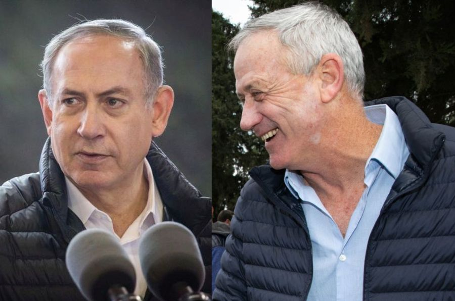 Israel's leading parties switch from splits to building blocs