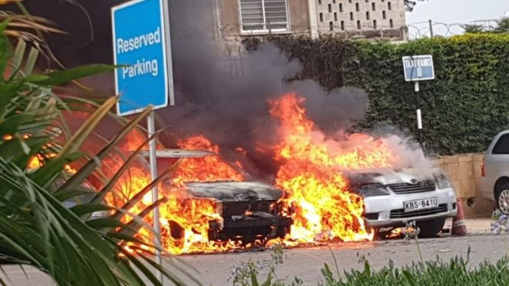Kenyan anti-terror forces battle Al Shaab gunmen occupying Nairobi hotel complex