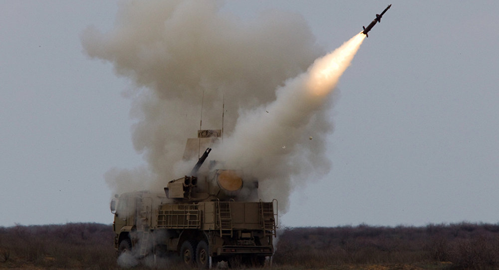 Russia and Syria join forces to repel Israeli air strikes. Iron Dome downs Syrian missiles over Golan