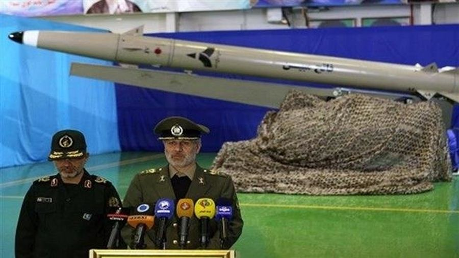 The Fateh-110 intercepted over Golan Sunday was Iran's second surface missile attack on Israel