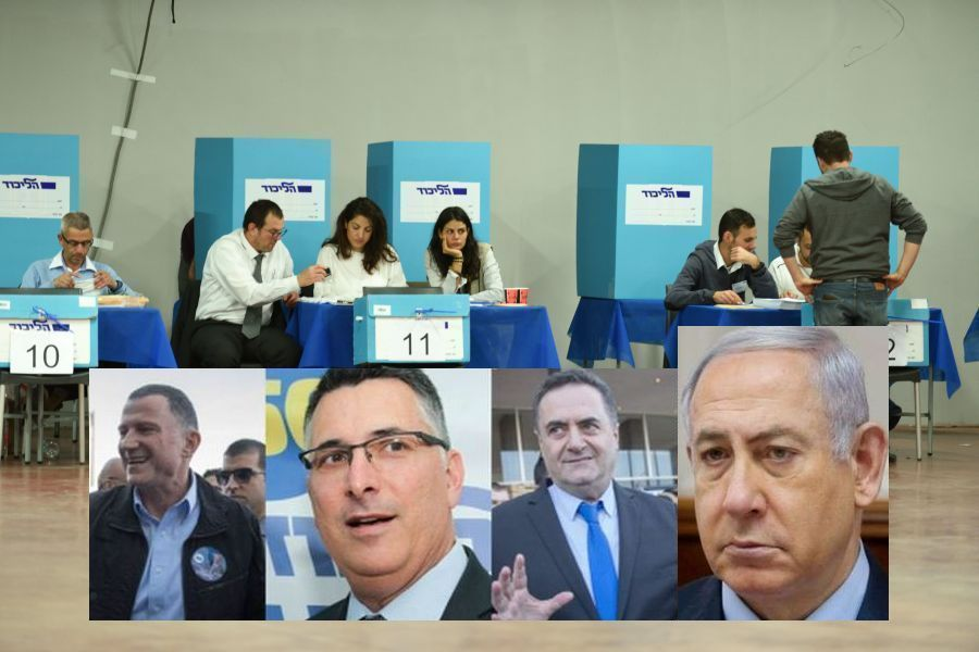 Likud's active internal democracy is an election boon. How Gantz stumbled