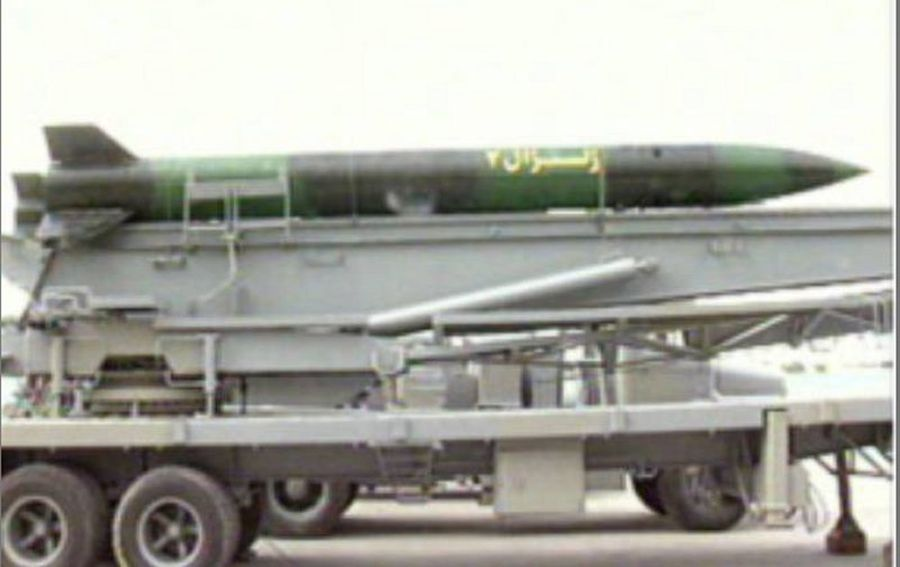 Hizballah's missile precision crash project slowed.  250 upgraded out of 14,000