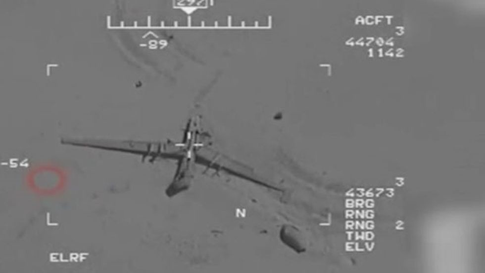 Iran: We have taken control of 7-8 US drones over Syria, extracted intel