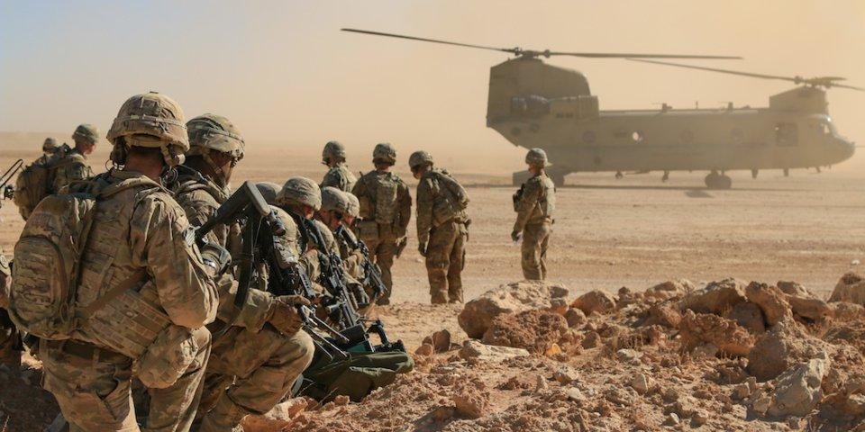 US military buildup in Iraq via Israel and Jordan ready for clash with pro-Iranian Iraqi militias