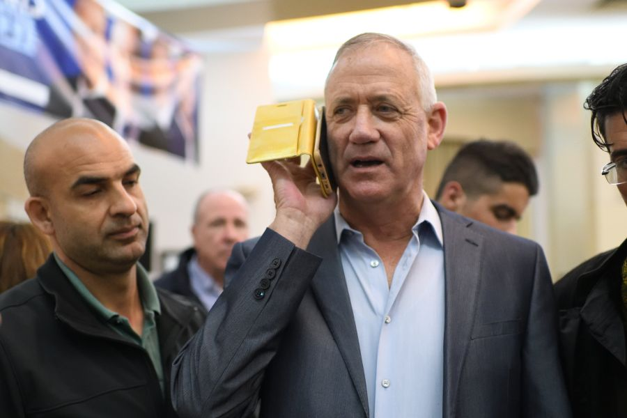 Flak hits IDF, Mossad, Shin Bet from Israel's no-holds-barred election battle