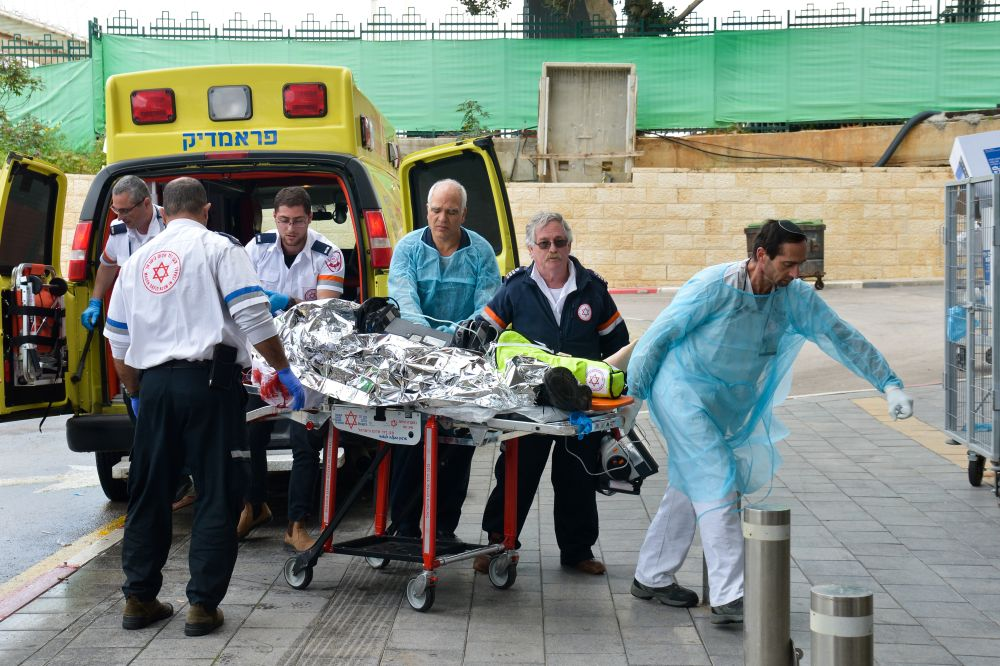 One Israeli killed, five injured in Palestinian terror attack outside Ariel