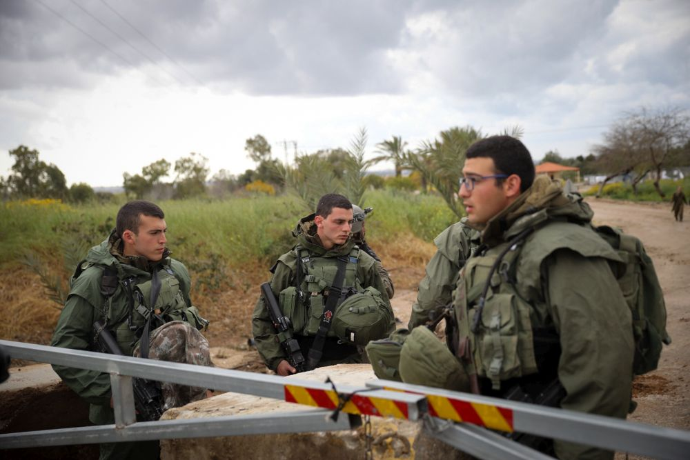 IDF launches large-scale counter-terror operation in Gaza
