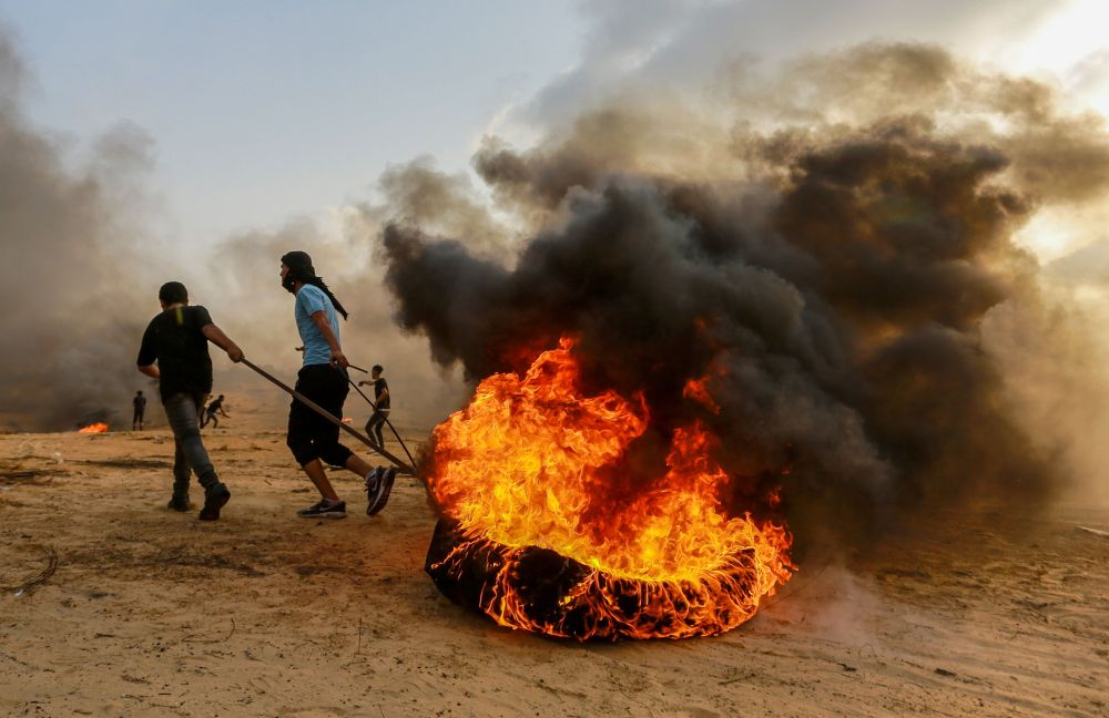 Egyptian brokers may restrain Israel – but not Hamas or its marches for terror