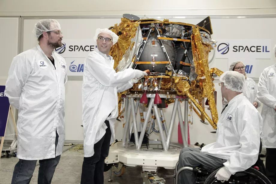 Israel's moonshot failed to touch down in final seconds