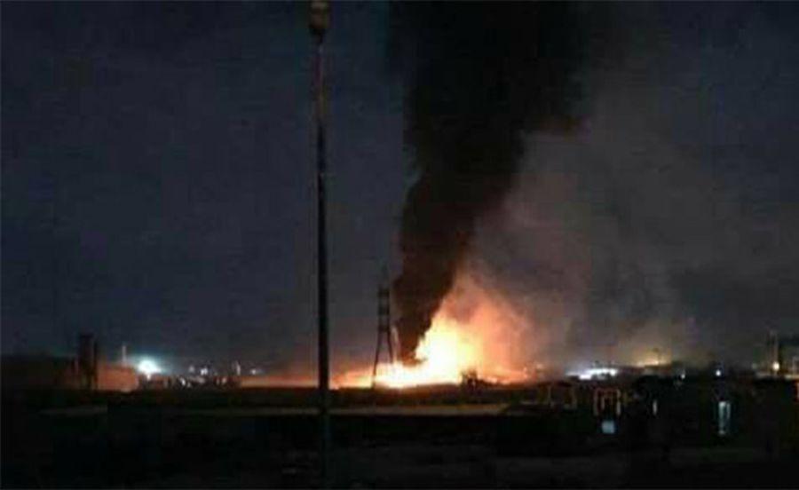 "Syria: Israeli missiles struck ""military positions"" near Hama"