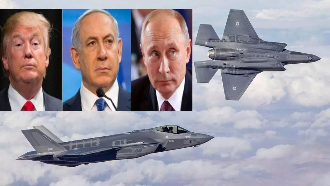 Trump warns Putin of US umbrella over Israeli strikes on Iranian targets in Syria