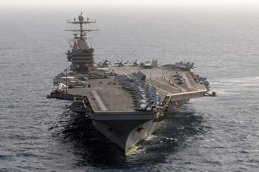 USS Abraham Lincoln deploys opposite Syria, US envoy to Russia aboard - DEBKAfile