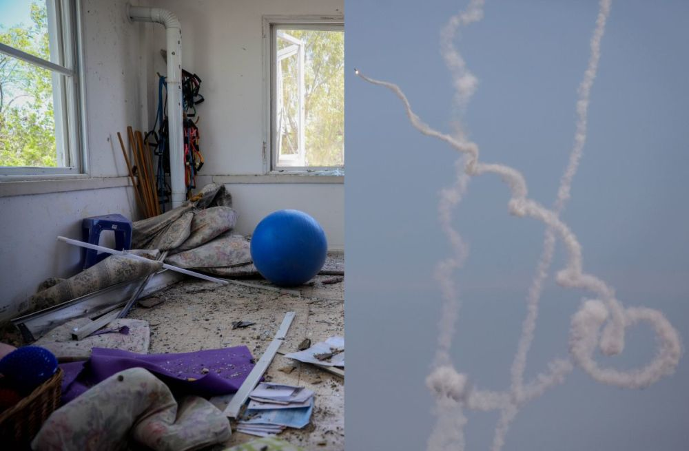 Israel hit by 320-rocket blitz from Gaza in 13 hours. Man killed in Ashkelon overnight. IDF strikes 120 targets