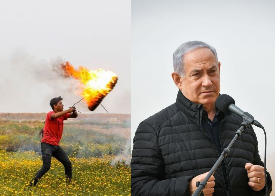 Netanyahu slammed for continuing to duck a decisive campaign against Gaza terrorists