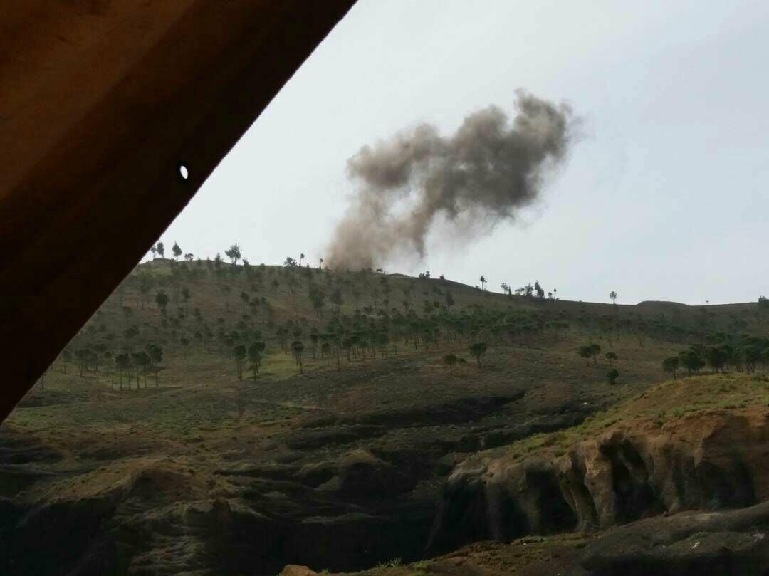 Israeli missile attack claimed by Syria hit Iranian-held Tel Al Harrah radar overlooking Golan