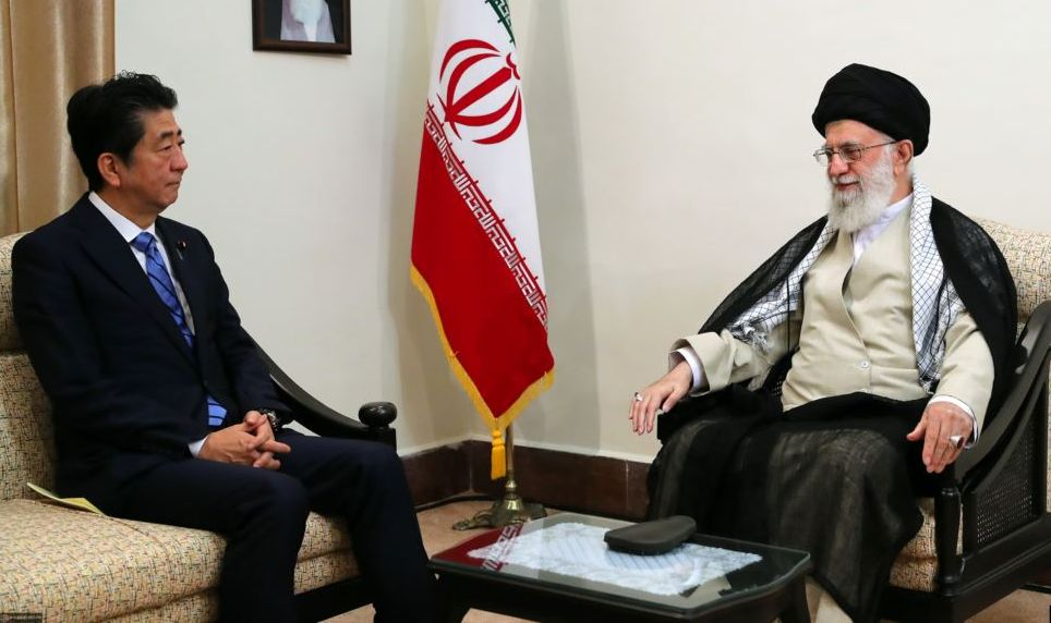 Khamenei slaps America in the face by refusing to receive Trump message from Abe