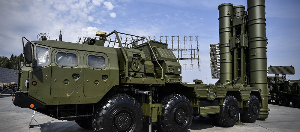 Russia offers Iran advanced S-400 air defense weapons