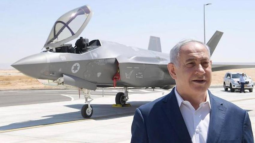 Netanyahu confers with Air Force chiefs, warns F-35s can reach Iran
