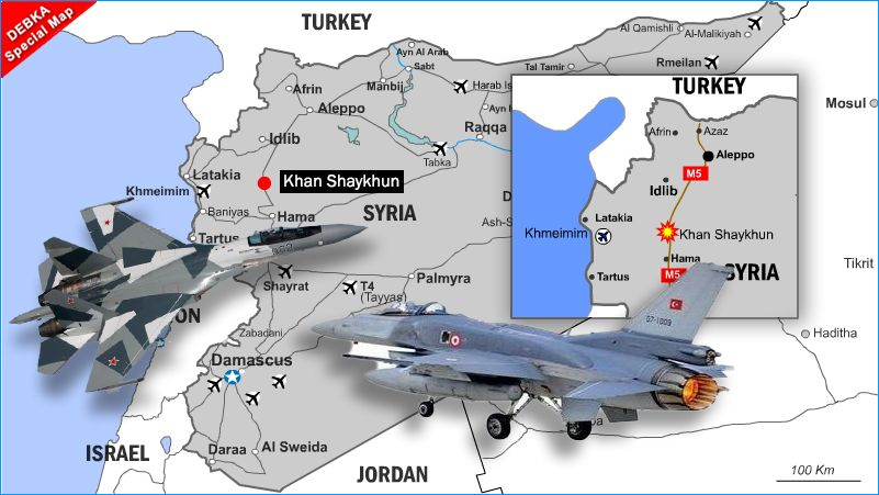 Russian-Turkish air dogfight over North Syria narrowly avoided. Erdogan defies Putin