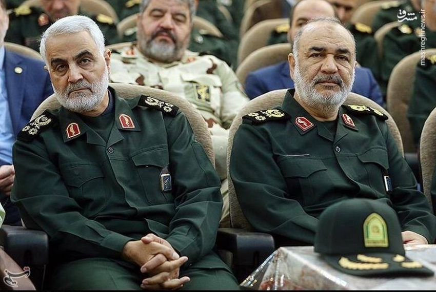 IRGC, Al Qods and Hizballah chiefs plot anti-Israel drive at secret Beirut summit
