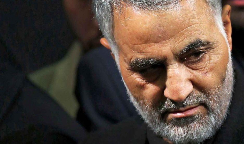 Soleimani in Baghdad confers with Shiite proxies on strikes against US forces in Iraq, also Israel