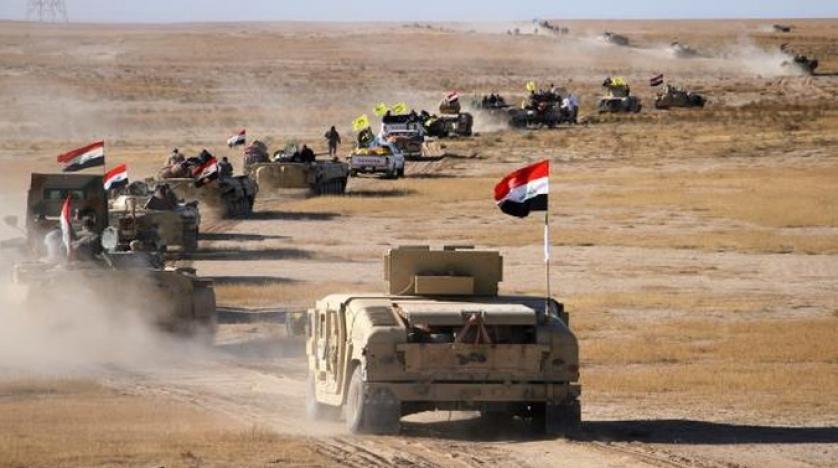 Pro-Iran PMU forces take over Iraq's Saudi, Jordanian borders, threaten Israel from the east