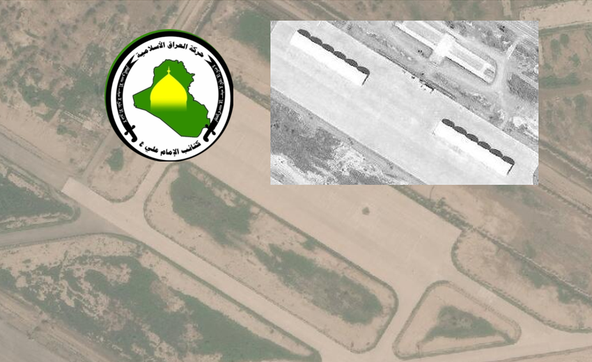 Huge Iranian Guards base rising near Baghdad for missile-drone attacks on Israel