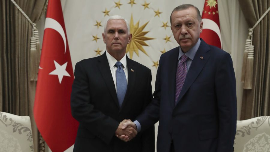 US and Turkey agree on Syria ceasefire. But the ball is still in the Moscow/Damascus court