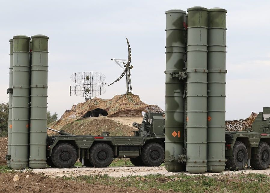 Russia deactivates its S-400 batteries at the Khmeimim air base – and all Syria
