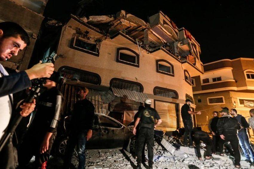 Israeli forces kill Islamic Jihad's Abu Al-Atta in Gaza strike