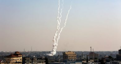 Beersheba comes under rocket attack. IDF hits back at Hamas in widening cycle of Gaza conflict