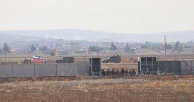 Russia sets up air base in Qamishli, challenges US/Israeli air force control of northeast Syria