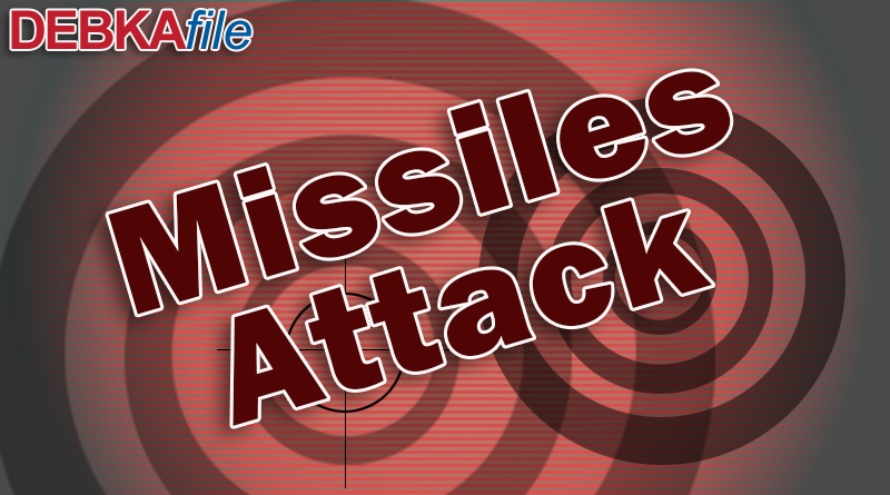 Golan alerted by explosions as Iron Dome intercepts 4 rockets from Syria. Blasts near Damascus airport