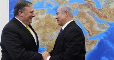 Iran reinforces Bushehr, Abu Musa, as Netanyahu & Pompeo talk in Lisbon
