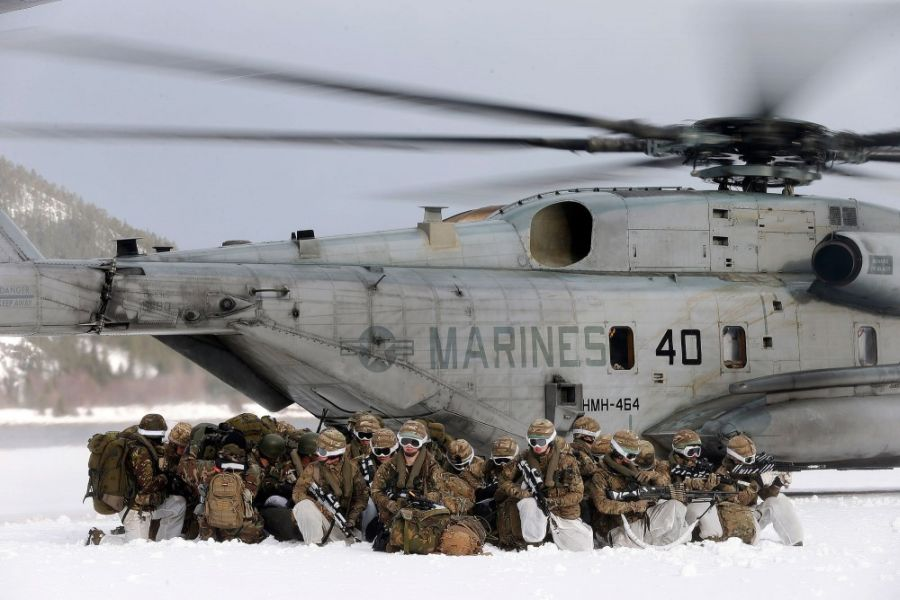 US forces withdraw from NATO March drill in Norway due to Mid-East tension - DEBKAfile
