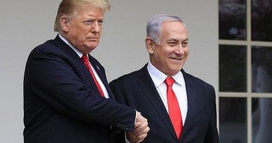 Netanyahu & Gantz invited to White House for Trump unveiling of Mid-East peace plan
