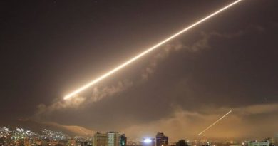 Russia ramps up complaints that Israel raids endanger civilians, could prompt war with Syria