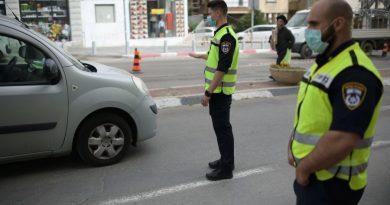 Town of Bnei Brak in near lockdown over out-of-control coronavirus